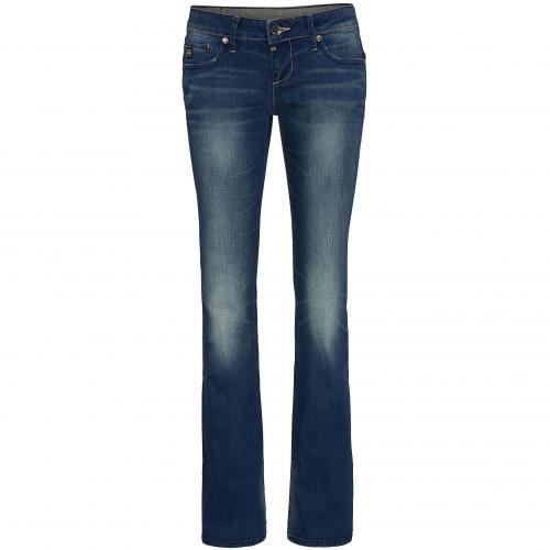 G-Star Damen Jeans Midge Bootleg Medium Aged