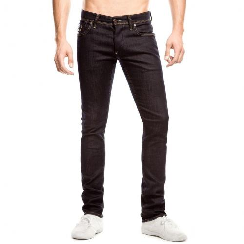 G-Star Defend Super Slim Jeans Onewash Slim Fit