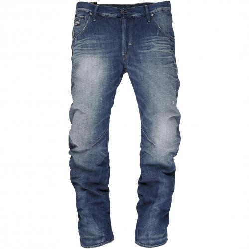 G-Star Herren Jeans Arc 3D Loose Tapered Dark Aged