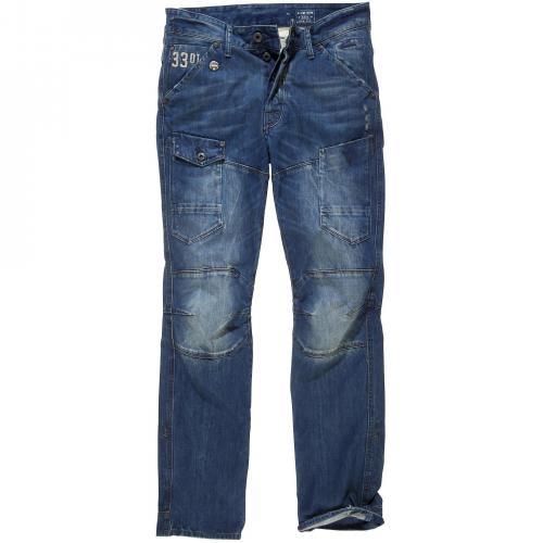 G-Star Herren Jeans General 5620 Loose Back Embro Rugby Wash