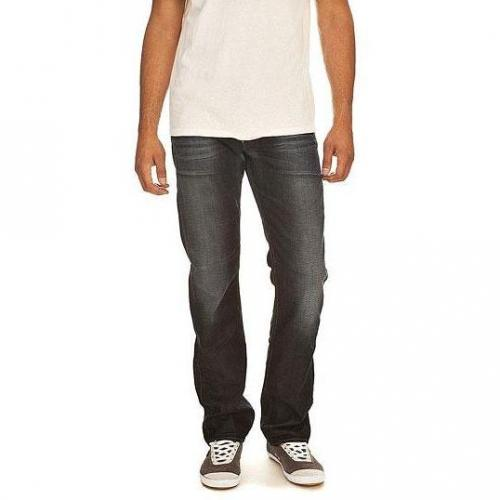 G-Star - Hüftjeans Attacc Straight Travis Wash Blaue Waschung