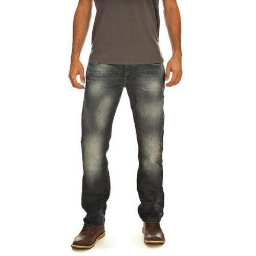 G-Star - Hüftjeans New Radar Tapered Medium Aged t.p Blaue Waschung