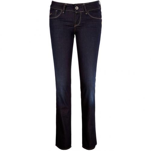G-Star Lynn Jeans Straight Fit Dark Used