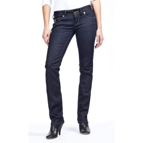 G-Star Midge Straight Jeans Straight Fit Onewash
