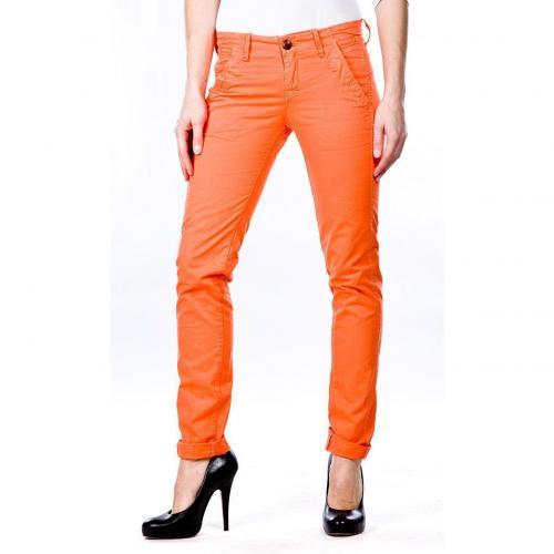 G-Star Page Tapered Chino Slim Fit Orange