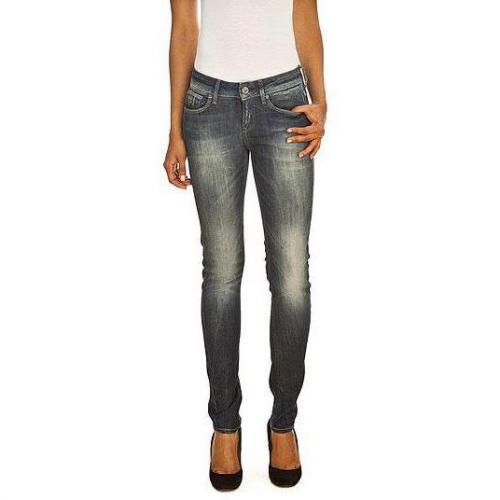 Antique Rivet Damen Strass Jeans Amber