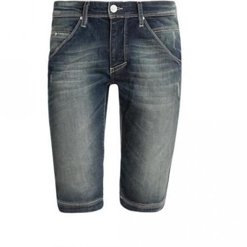 Gabba - Shorts Zak A 3/4 44617 Dk Blaue Waschung