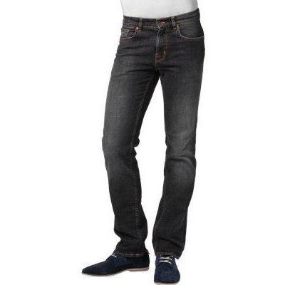 Gant CONNECTICUT Jeans schwarz worn