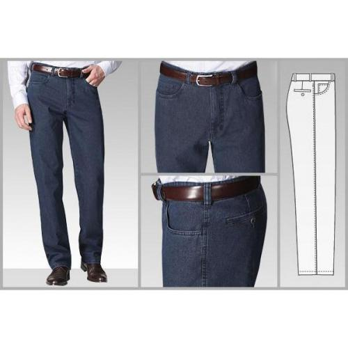 gardeur Denim Stretch dark-blue NELS/71460/69