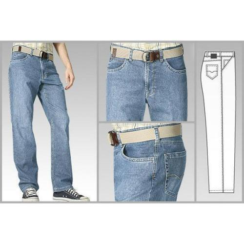 gardeur Fairtrade Denim Stretch NIGEL/71059/65