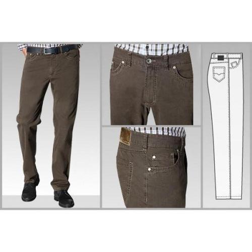 gardeur Five-Pocket Baumwollstretch NEVIO/41012/29