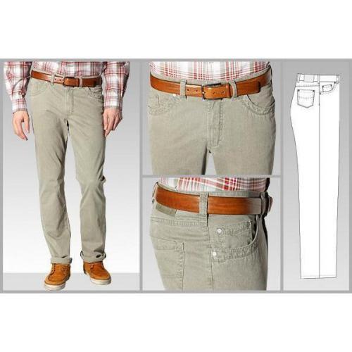 gardeur Five-Pocket Cashmere NEVIO/41036/75