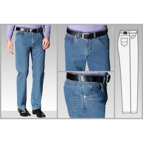 gardeur Five-Pocket Denim Stretch NIGEL/71010/66