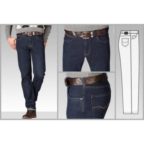 gardeur Five-Pocket Denim Stretch NIGEL/71010/69