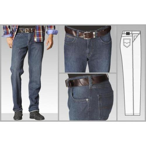 gardeur Five-Pocket Denim Stretch NIGEL/71061/66