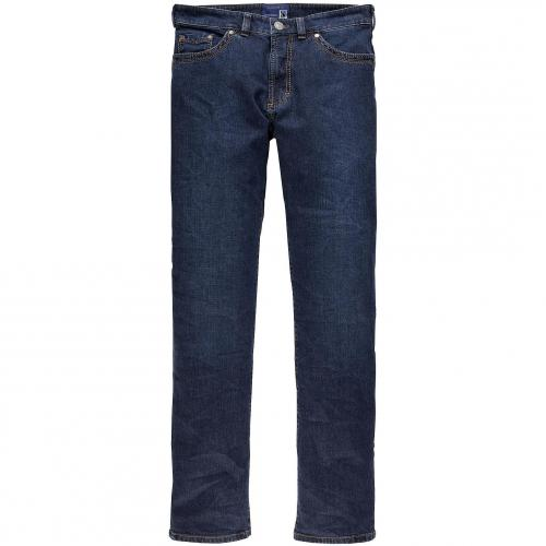 Gardeur Herren Jeans Nevio 069 Darkblue