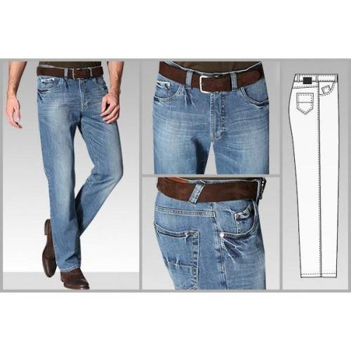 gardeur Multicount Denim Stretch BILL/71162/65