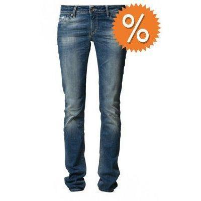 GAS BRITTY Jeans blau denim super