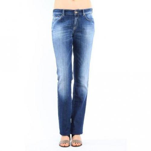 Gas - Hüftjeans Modell Christy N Light Denim 179 Farbe Blau