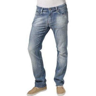 GAS NORTON Jeans hellblau