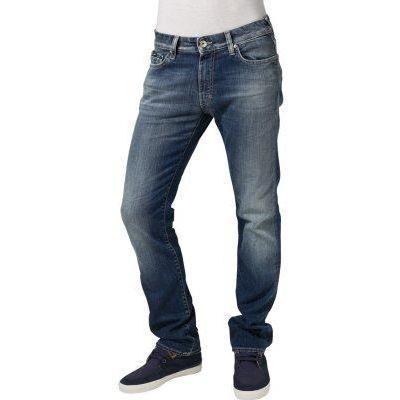 GAS NORTON Jeans medium blau