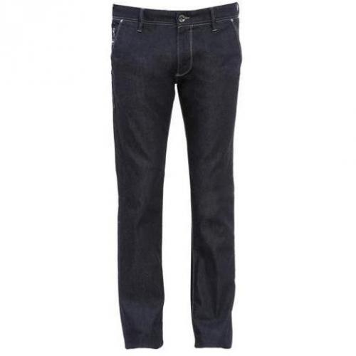 Gas - Slim Morris Chino Ultra Dark Schwarz