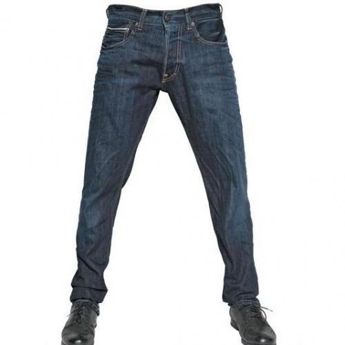 Gilded Age - 19Cm Selvedged Denim Jeans