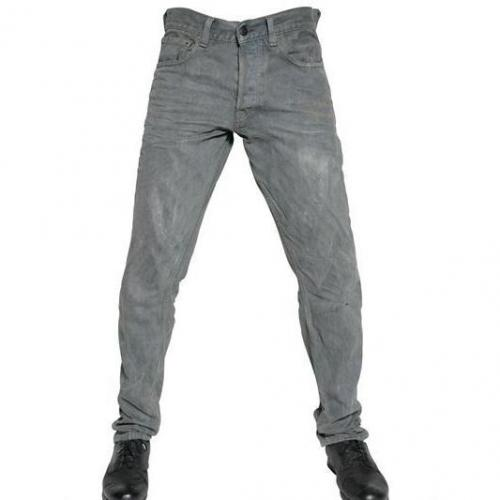 Gilded Age - 19Cm Tinted Denim Jeans