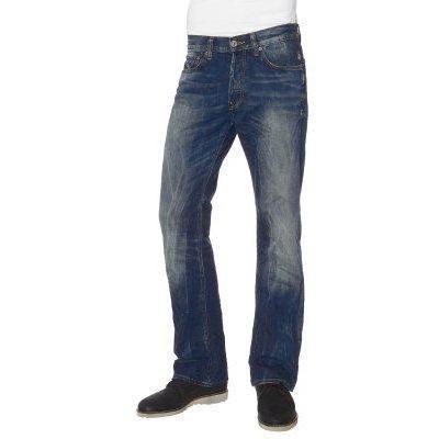 GStar 3301 BOOT Jeans dark blau