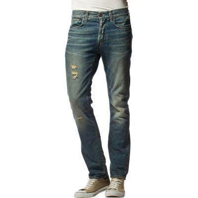 GStar 3301 SLIM Jeans lt aged destroy t.p.