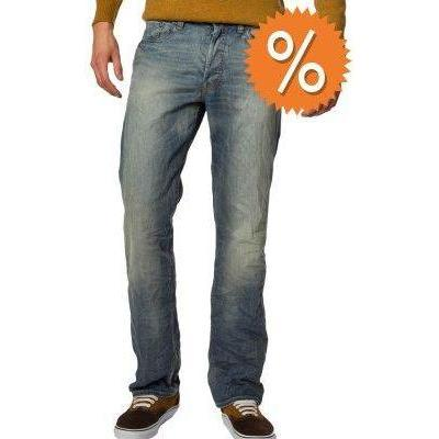 GStar 3301 STRAIGHT Jeans blau