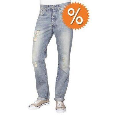 GStar 3301 STRAIGHT Jeans rugby destroy