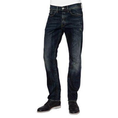GStar 3301 STRAIGHT Jeans worn in