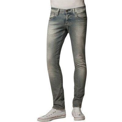 GStar 3301 SUPER SLIM Jeans light aged