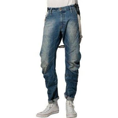 GStar ARC 3D LOOSE TAPERED BRACES Jeans LT Aged TP
