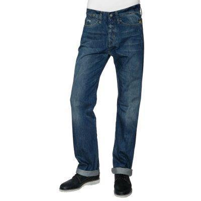 GStar CODER STRAIGHT Jeans rugby wash