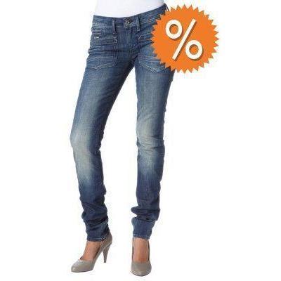 GStar LOW T SKINNY Jeans uv aged