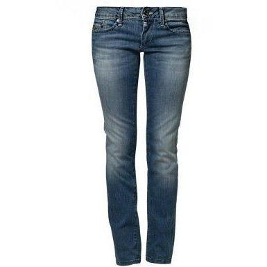 GStar MIDGE STRAIGHT Jeans light aged