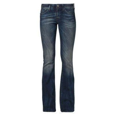 GStar NOVA MIDWAIST BELL Jeans dark aged