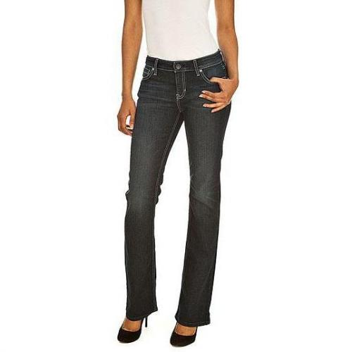Guess - Boot Cut Modell Nicole Bootcut Mystery Wash Farbe Blaue Waschung