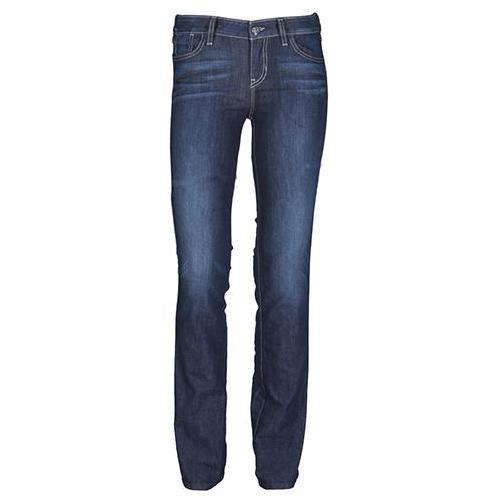 Guess - Hüftjeans Modell Nicole Cigarette Radio Farbe Blaue Waschung