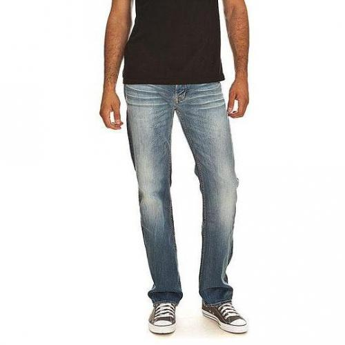 Guess - Hüftjeans Rebel Sophisticated D Blue Helle Waschung