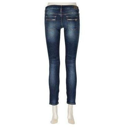 Guess Jeans Beverly Skinny Blue Washed