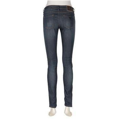 Guess Jeans Starlet Skinny Bluewashed
