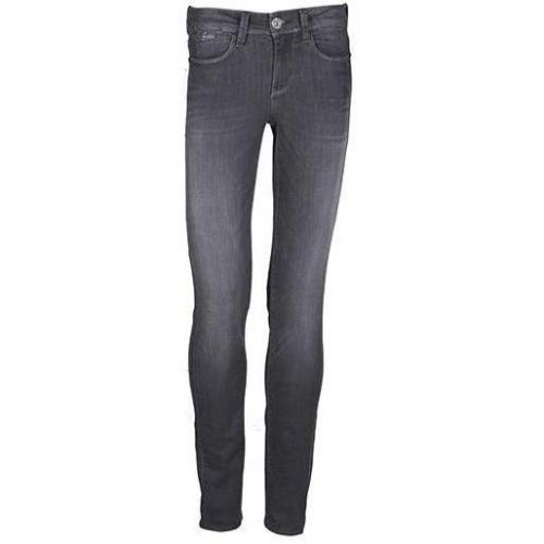 Guess - Skinny Modell Nicole Skinny Currant Farbe Schwarz