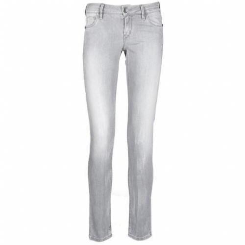 Guess - Slim Modell Beverly No Zip Icy Grey Farbe Grau