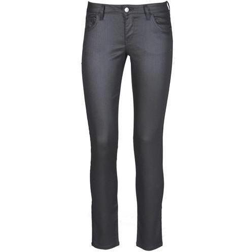 Guess - Slim Modell Beverly No Zip Sicr Wash Farbe Schwarz