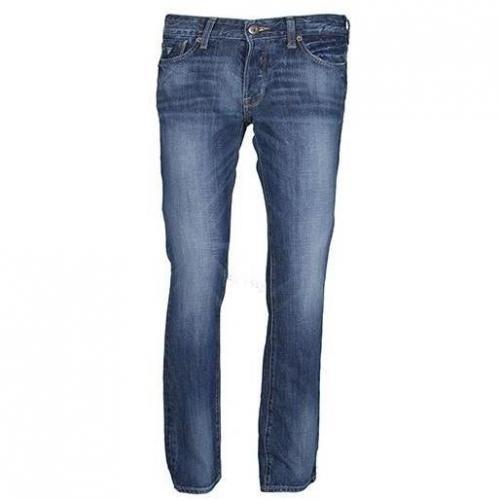 Guess - Slim Britrocker Tailor Blau