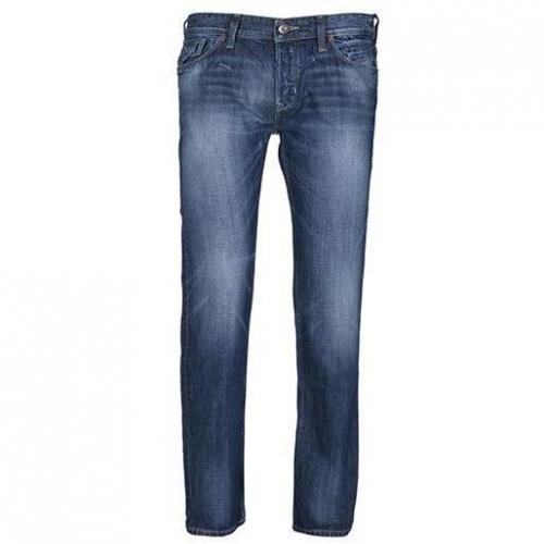 Guess - Slim Lincoln Tailor Blau