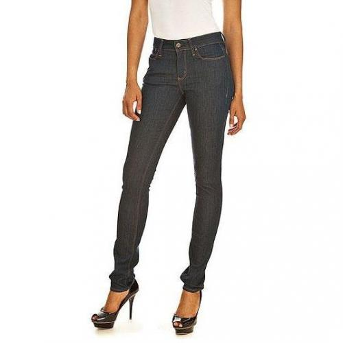 Guess - Slim Modell Nicole Skinny Bright Rinse Farbe Dunkelblau